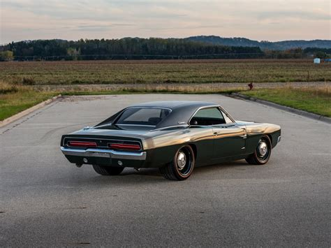 Dodge Charger 1969 by Ringbrothers 1969 Dodge Charger Is All About Subtlety