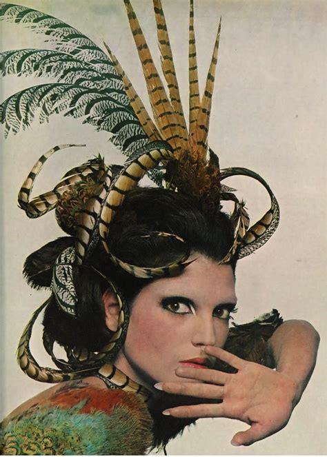 Amazing Headdress Photo Bert Stern Nice