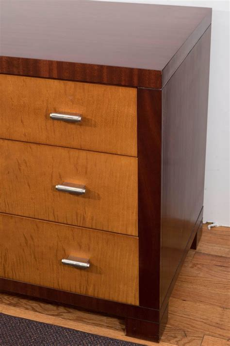 Dressers And Nightstands For Sale by Widdicomb Three Drawer Dresser And Nightstand For
