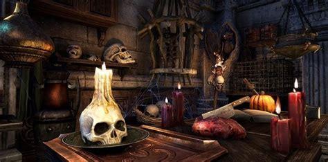 elder scrolls  boris haunted mansion