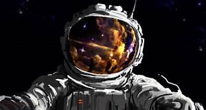 artwork, Fantasy Art, Concept Art, Space, Astronaut ...