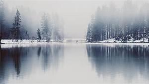 nk06-winter-lake-white-blue-wood-nature-fog-wallpaper