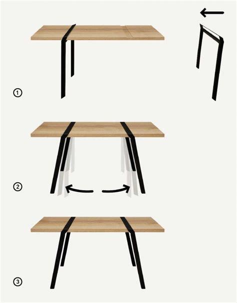 faire un bureau avec une planche 39 idées déco de tréteaux pour créer une table ou un bureau