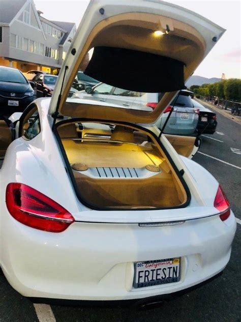PRISTINE 2014 Porsche Cayman For Sale w/ LOW MILES,