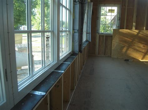 Metal Window Sill by Marvin Window Adventures In Remodeling