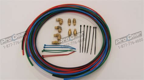 eaton fuller transmission 4 line air line kit for shift knob ebay