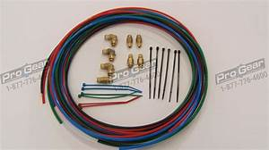 Eaton Fuller Transmission   4 Line   Air Line Kit For