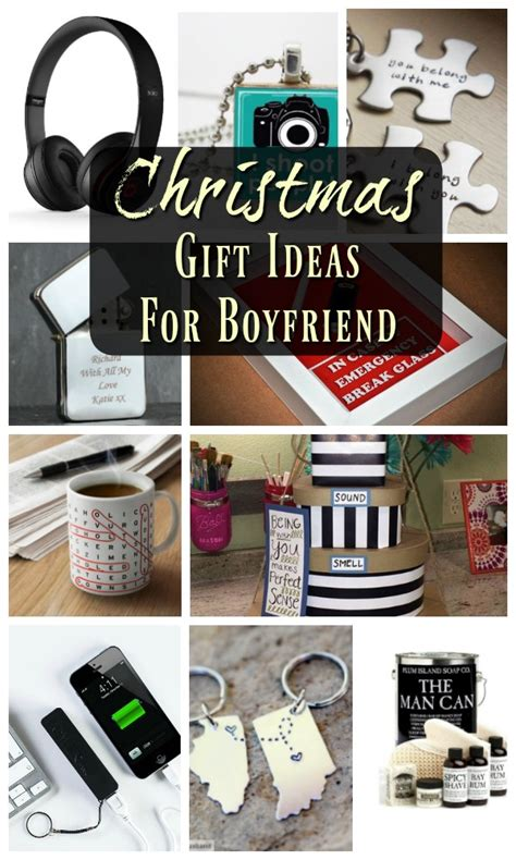 25 best christmas gift ideas for boyfriend all about