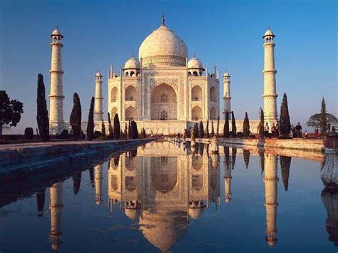 Tourism Adventure Taj Mahal India