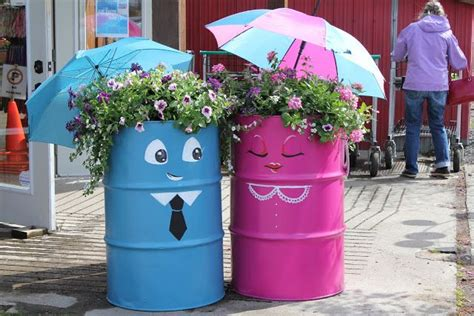 40+ Creative Diy Garden Containers And Planters From