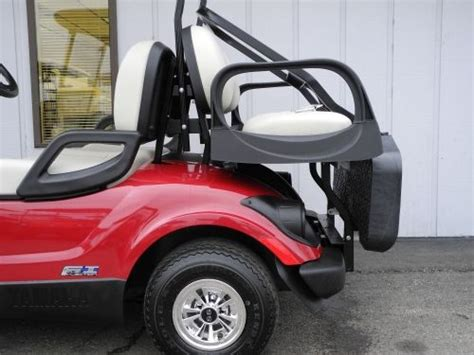 power equipment solutions elite max golf cart rear flip
