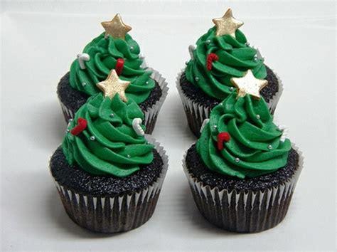 Kreatives Zu Weihnachten by Weihnachts Cupcakes 80 Leckere Ideen Archzine Net
