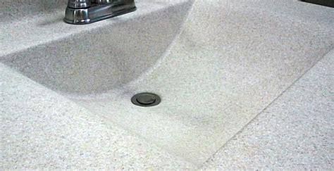 cleaning cultured marble sinks choosing bathroom countertops and vanity tops