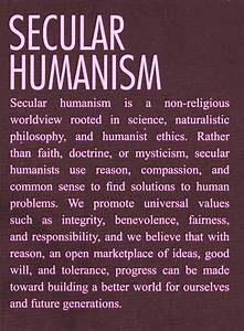 Secular Humanis... Secular Society Quotes