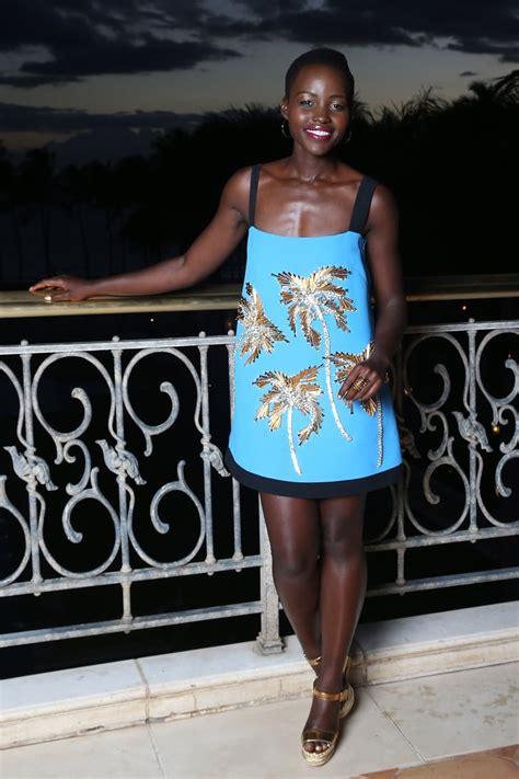 lupita nyongo celebrity red carpet fashion june