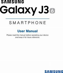 Samsung Galaxy J3 J320a User Manual 6  At U0026t  Owner U0026 39 S Guide