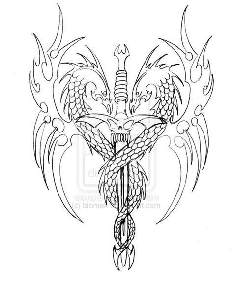 Swordtattoosformendragonswordbybiomekondeviantart
