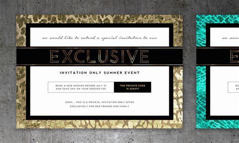 photographer marketing template invite  sales event