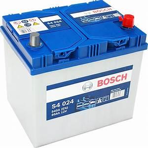 Bosch S4 12v 60ah : autobatterie bosch silver s4024 12v 60ah 540a 0092s40240 ~ Jslefanu.com Haus und Dekorationen