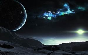 Space, Planet, Futuristic, Wallpapers, Hd, Desktop, And