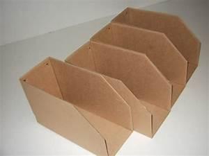 Boite De Classement Carton : boites de classement carton cartoval ~ Teatrodelosmanantiales.com Idées de Décoration
