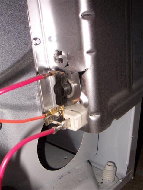 dryer no heat parts help