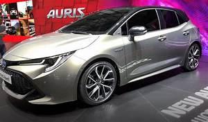 Toyota Auris Break Hybride : toyota auris une unique version hybride pour l 39 hexagone ~ Medecine-chirurgie-esthetiques.com Avis de Voitures