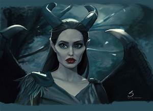 Maleficent by Ayzithell on DeviantArt