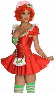 Sexy, Strawberry shortcake and Halloween costumes on Pinterest