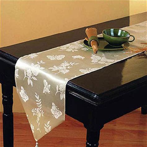 how long should a table runner be homez deco kreative homez