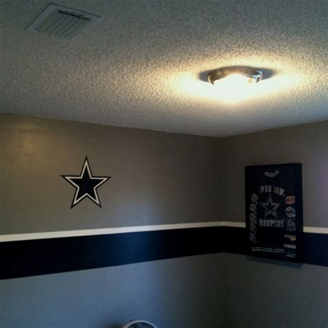 Dallas Cowboys Room Paint Ideas by 17 Best Images About Dallas Cowboys Room On