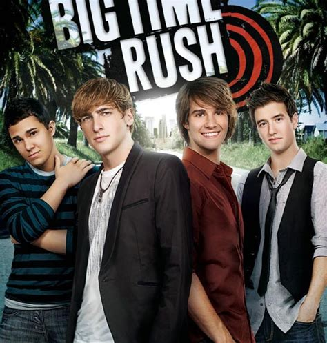 One day kendall knight, james diamond, carlos garcia and logan mitchell were just playing hockey and trying to pass math, and the next they're on their way to l.a. Big Time Rush Announce Album Title and Its Release Date - J-14