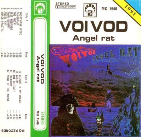 Voivod  Angel Rat  Encyclopaedia Metallum The Metal