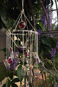 Decorative Wine Bottles Diy by Diy Wind Chime Candelabra Sun Catcher Stay At Home Life