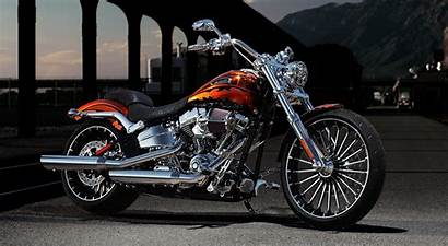 Harley Davidson Breakout Cvo Fat Boy Softail