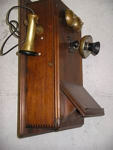 Wood Wall Phone from Argentina Collectors Weekly