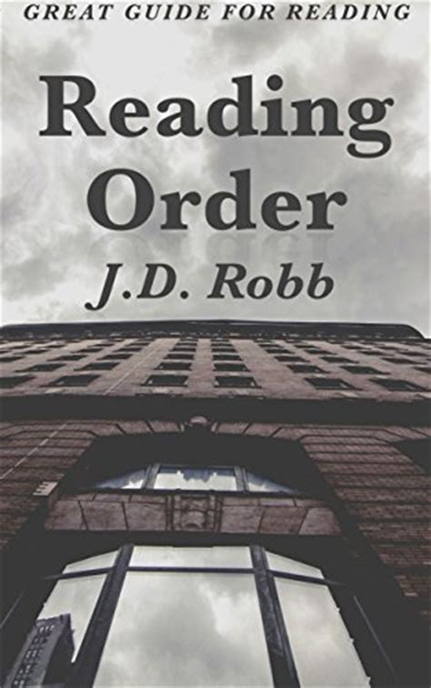 reading order jd robb  death series  jd robb