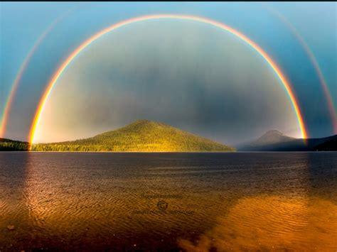 cool double rainbow  hd desktop wallpaper preview