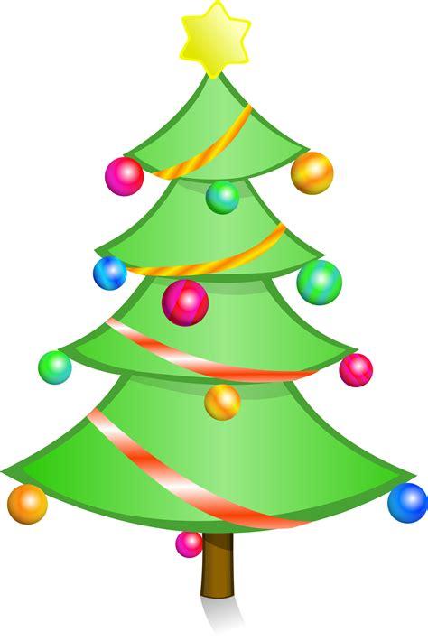 albero di natale clipart tree clip clipart best