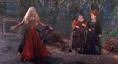 Sanderson Winifred Sisters Sister Halloween Giphy Movies