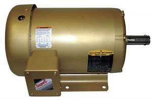Baldor Electric  Em3611t  Motor  3