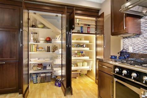 Finding Hidden Storage In Your Kitchen Pantry
