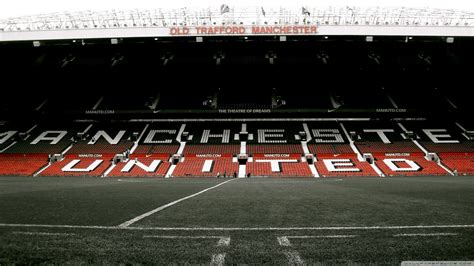 Manchester United Stadium Ultra HD Desktop Background ...