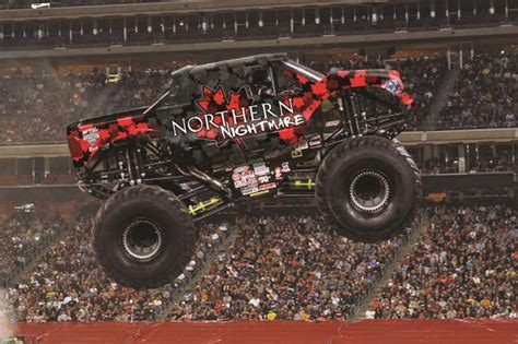 monster truck show edmonton this weekend there is going to be a new monster in town