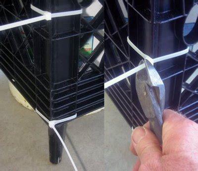 humanure dry toilet    milk crate root simple
