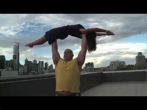 strong women lift  carry men video dailymotion