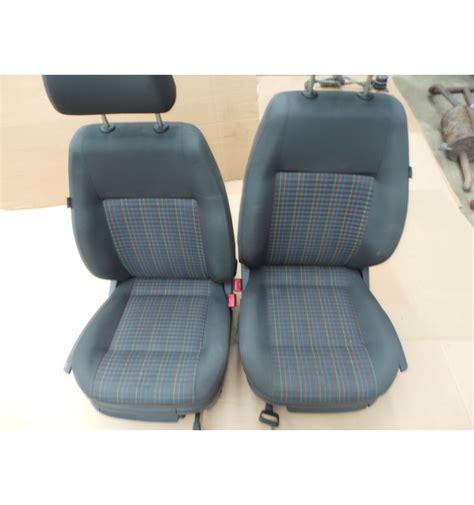 tissu pour siege auto intérieur tissu sièges et banquette pour vw polo 9n 5 portes