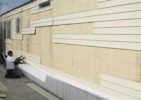 mobile home siding replacement   bestofhouse
