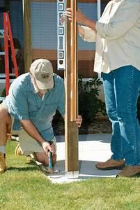 Que Mettre Sur Le Toit D Une Pergola : comment construire une pergola en bois pour d corer sa terrasse ~ Melissatoandfro.com Idées de Décoration