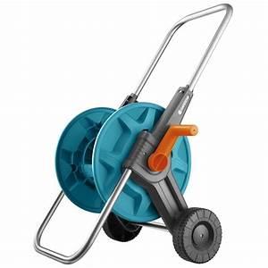 Enrouleur Tuyau Arrosage Gardena : acheter gardena chariot enrouleur tuyau classic 60 bleu ~ Dailycaller-alerts.com Idées de Décoration